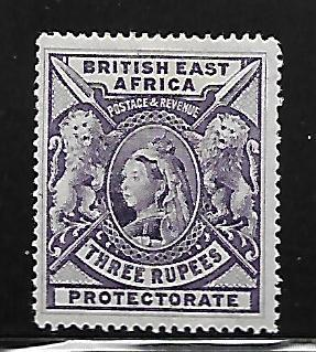 BRITISH EAST AFRICA 104 MINT HINGED 1898
