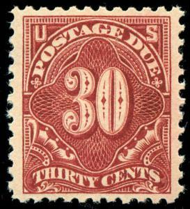 momen: US Stamps #J66a Mint OG NH VF+ PF Cert