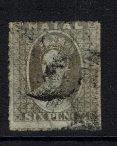 Natal SG# 13, Used - Lot 012917