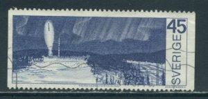 Sweden 857  Used (3