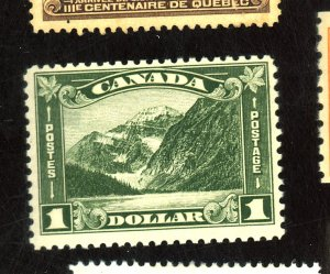 Canada #177 MINT FVF OG LH Cat$175