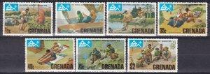 Grenada #644-50 MNH CV $3.55   (Z7854)