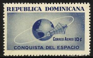 Dominican Republic Air Mail 1964 Scott# C136 MNH