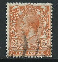 Great Britain SG 421
