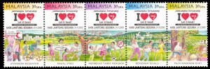 Malaysia 2000 Scott #815 Mint Never Hinged