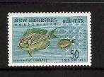 FISH - NEW HEBRIDES, BRITISH #103