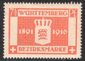 WURTTEMBERG SCOTT O34