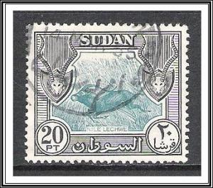 Sudan #113 Nile Lechwe Used