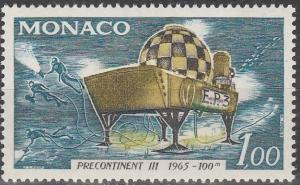 Monaco #645 MNH F-VF (V298)