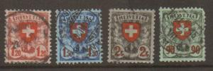 Switzerland #200-3 Used