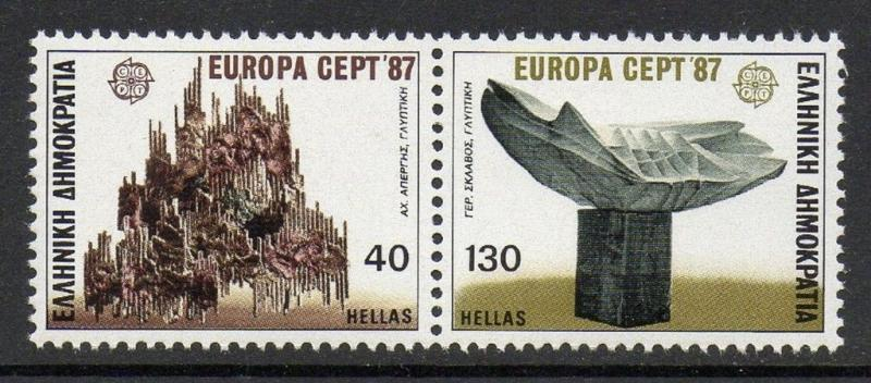 Greece 1987 Europa Art VF MNH (1590a)