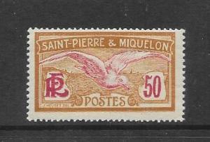 ST PIERRE #99  MLH