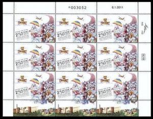 2011 Israel 2206KL Aliyah of Ethiopian Jewry