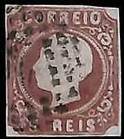 94965c - PORTUGAL -  STAMP -   AFINSA #  14 -   Fine USED
