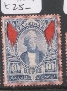 Zanzibar SG 196 MOG (2djs)