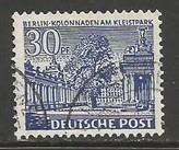 GERMANY BERLIN 9N51 VFU Z622-4