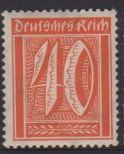 Germany Sc#166 MNH
