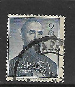 SPAIN, C138, USED, ST. FRANCIS XAVIER