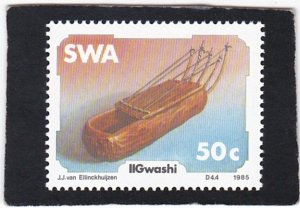 South West Africa,  #   551    unused