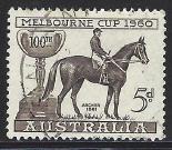 Australia Scott # 337 Used