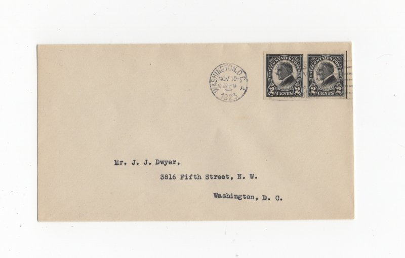US used 610-612 FDC