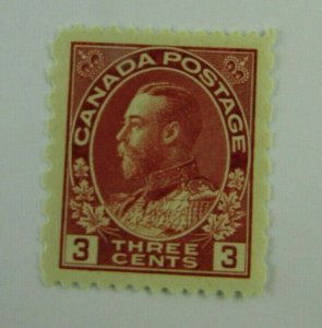 1931 Canada SC #184  3 cent  MH  VF stamp