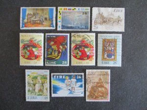 Ireland Assortment Used - (9G1) WDWPhilatelic #3