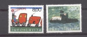 Yugoslavia 1976 Europa CEPT, MNH    AC.255