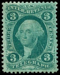momen: US Stamps #R19c Revenue Unused