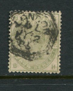 Great Britain #103 Used