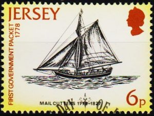 Jersey. 1978 6p S.G.197 Fine Used