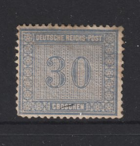 Germany a 30g MH from the 1872 pair