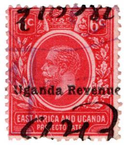 (I.B) KUT Revenue : Uganda Duty 6c