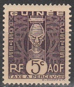 French Guinea  #J26 MNH  (K1480)