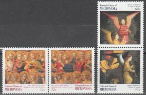 Micronesia #275-8  MNH  CV $3.80  (K1265)