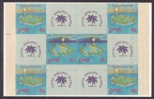 Cocos Islands # 223a, Christmas - Island, Souvenir Sheet, NH 1/2 Cat.