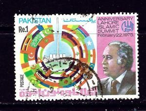 Pakistan 379 Used 1975 Issue