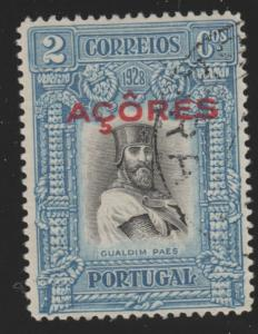 Azores 284 Third Independence Issue 1928