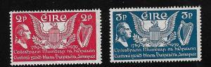 Ireland - 1939 US Constitution mint #103-104