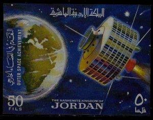 Jordan 521/21D MNH s/s Space SCV17.50