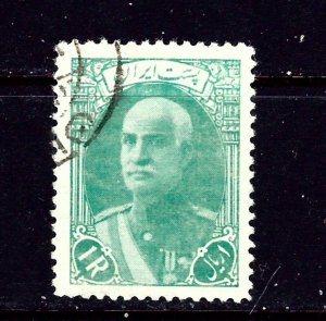 Iran 865 Used 1938 issue