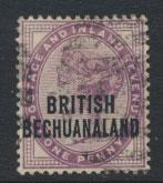 Bechuanaland  SG 33 Used