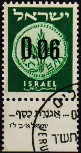 Israel. 1960 6a S.G.176 Fine Used