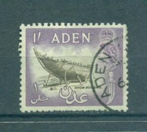 Aden sc# 55 used cat value $.25