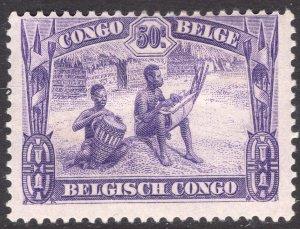 BELGIAN CONGO SCOTT 144