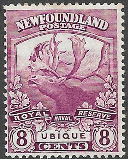 Newfoundland Scott Number 121 F HR