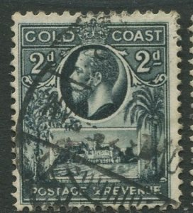 STAMP STATION PERTH Gold Coast #101 KGV Definitive  Used 1928