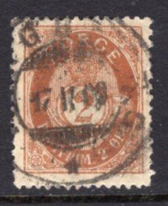 Norway 48 Used VF