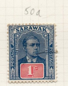 Sarawak 1918 Early Issue Fine Used 1c. 276151