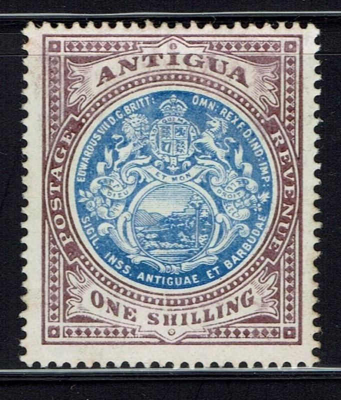 Antigua SG# 49 - Mint Light Hinged - Lot 032116